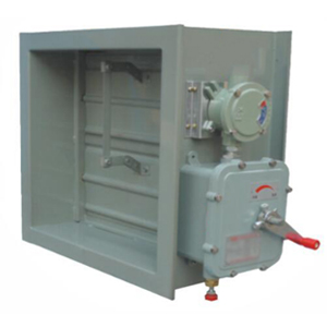 隔爆型排烟防火阀 (PFHF-WSDc-K-Ex)