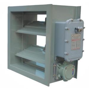 隔爆型风量调节阀(RHF-D)